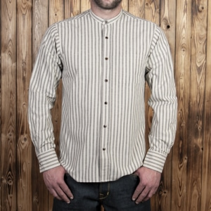 1923 Buccanoy Shirt Iwaki grey