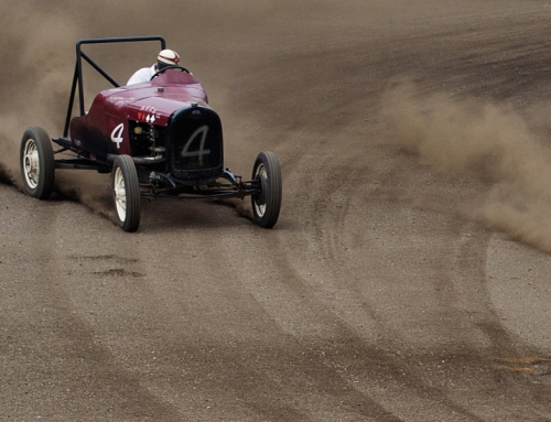Axel | 1928 Ford Model A Racer