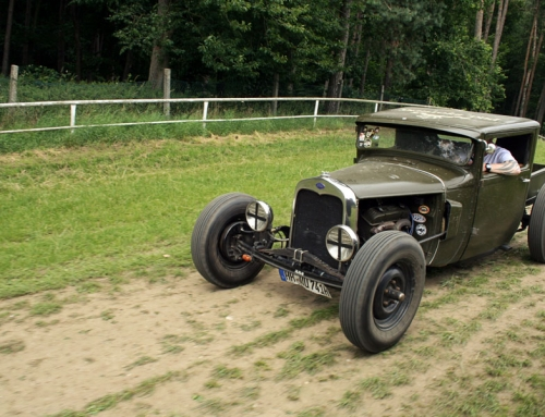 Ulle | 1929 Ford Model A