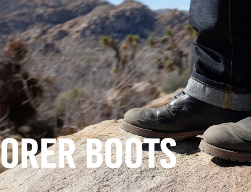 Making of… 1966 Explorer Boots