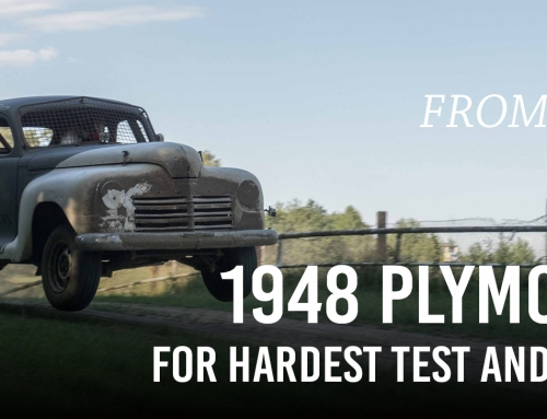 1948 Plymouth Coupé – For Hardest Test and Strongest Wear!