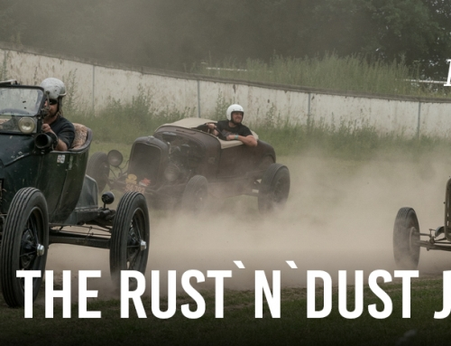 The Rust`n`Dust Jalopy 2017