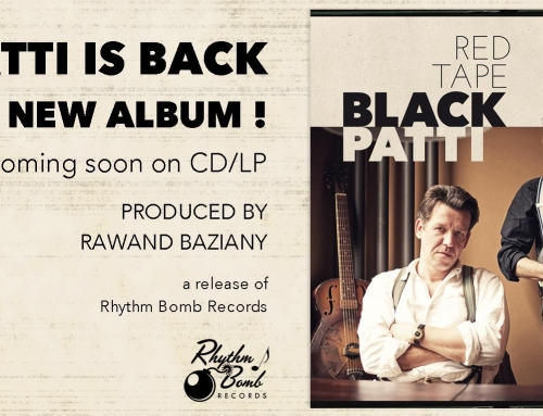 Black Patti is back with a new album!
