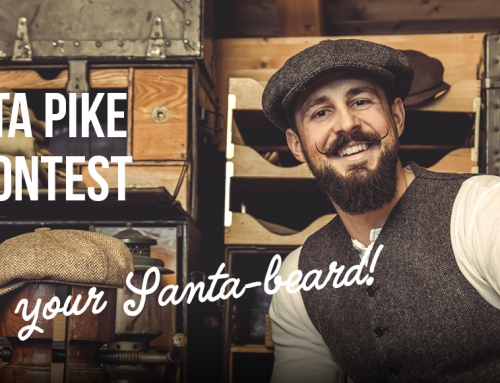 THE SANTA PIKE – BEARD CONTEST: Show us your Santa-beard!