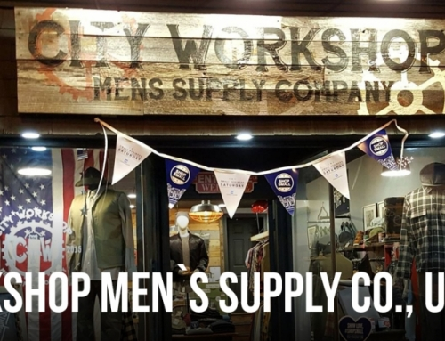 Welcome to: City Workshop Men's Supply Co., USA