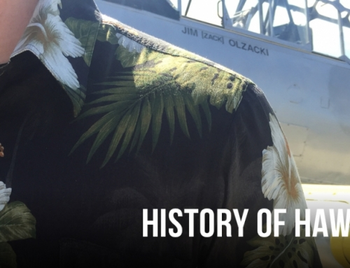 History of Hawaii Shirt