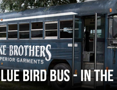 Pike´s Blue Bird Bus – in the works