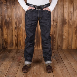 1958 Chopper Pant 15oz indigo