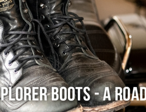 1966 Explorer Boots – A road companion