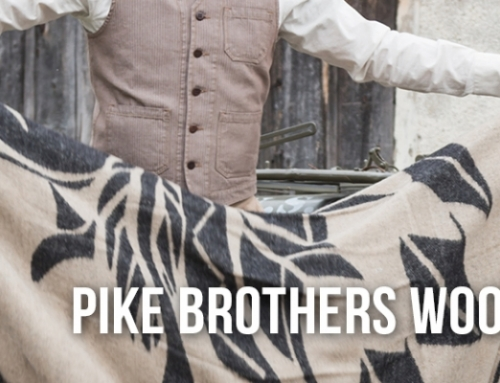 Pike Brothers wool blankets