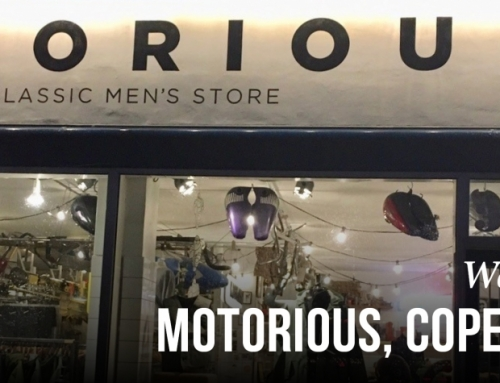 Welcome to: Motorious, Copenhagen