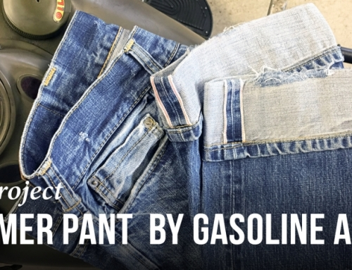Worn-out project: 1937 Roamer Pant by Gasoline Alley