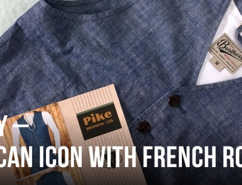 Chambray – An American Icon with French Roots