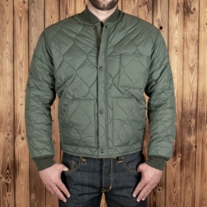 1965 CWU Jacket sage green