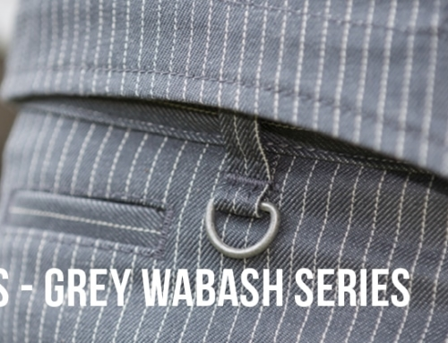 Pike Brothers – Grey Wabash Series
