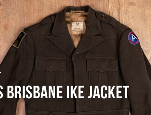 From the Archive – Pike Brothers Brisbane Ike Jacket