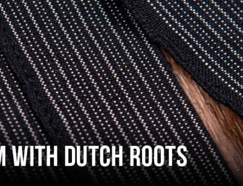 History: Selvage Denim with Dutch Roots