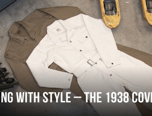Working with Style – The 1938 Coverall