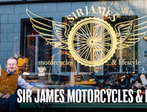 Authorized Dealer: Sir James Motorcycles & Lifestyle Store