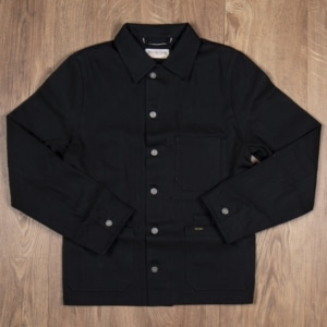 1936 Chopper Jacket 16oz pitch black
